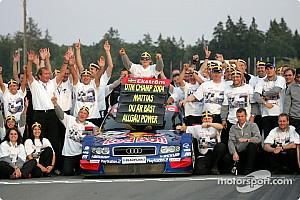 DTM Teamwork praised for Ekstrom title