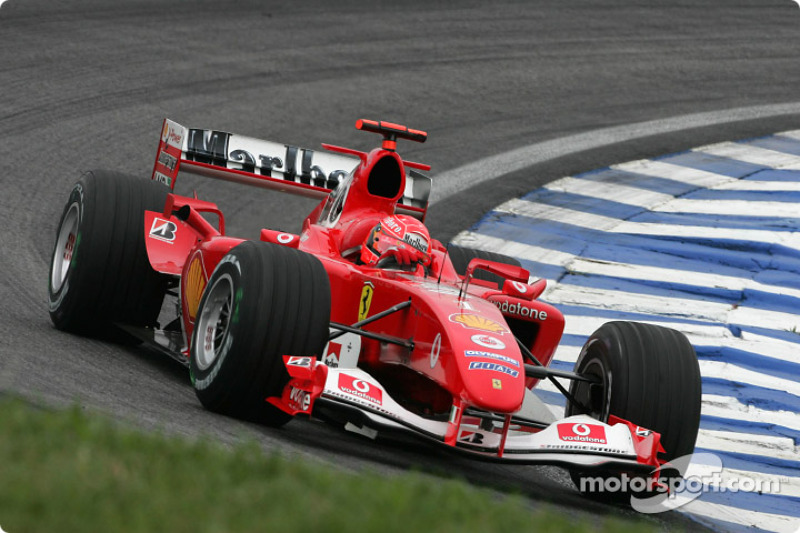 Schumacher not downhearted