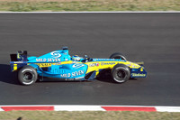 Fisichella fastest at Barcelona