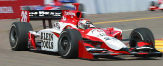 IndyCar IRL: AGR quartet sweeps streets in St. Pete