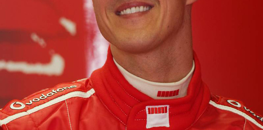 Michael Schumacher meets the US fans