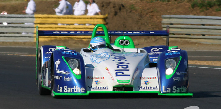Pescarolo fastest in Le Mans warm-up