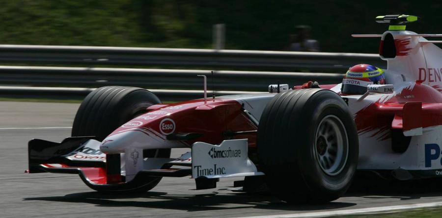 Zonta fastest on Turkish GP Friday