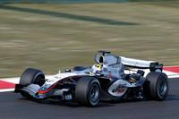 Montoya fastest at Monza testing