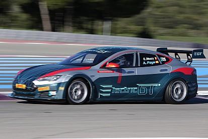 FIA zet licht op groen voor Tesla-raceklasse