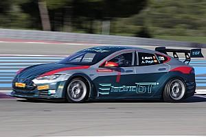 EGT Ultime notizie Approvato dalla FIA il nuovo campionato targato Tesla