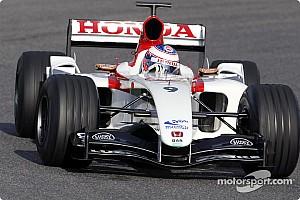 Formula 1 Nostalji Tarihte bugün: BAR Honda yeni aracını Barcelona'da piste çıkarıyor