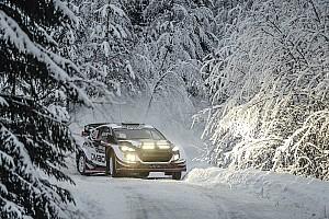 WRC Важливі новини Фотофакт: як виглядає ідеальне Ралі Швеція