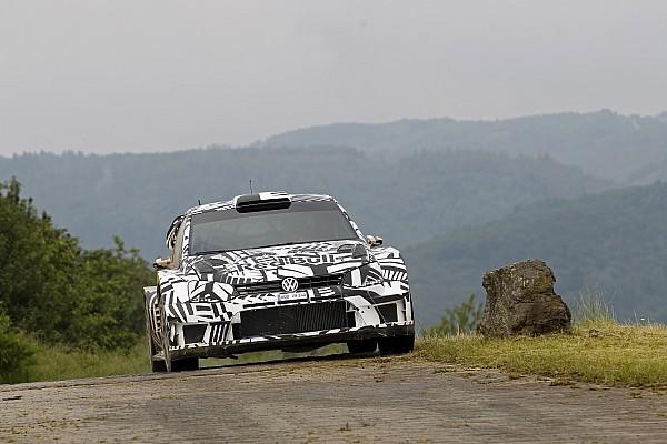 Болельщикам покажут раллийный Volkswagen, который никогда не выступал