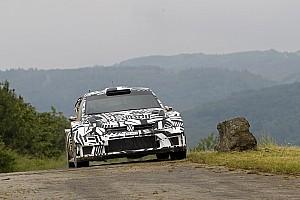 WRC Новость Болельщикам покажут раллийный Volkswagen, который никогда не выступал