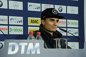 DTM Новость Mercedes объявил о возвращении Верляйна в DTM