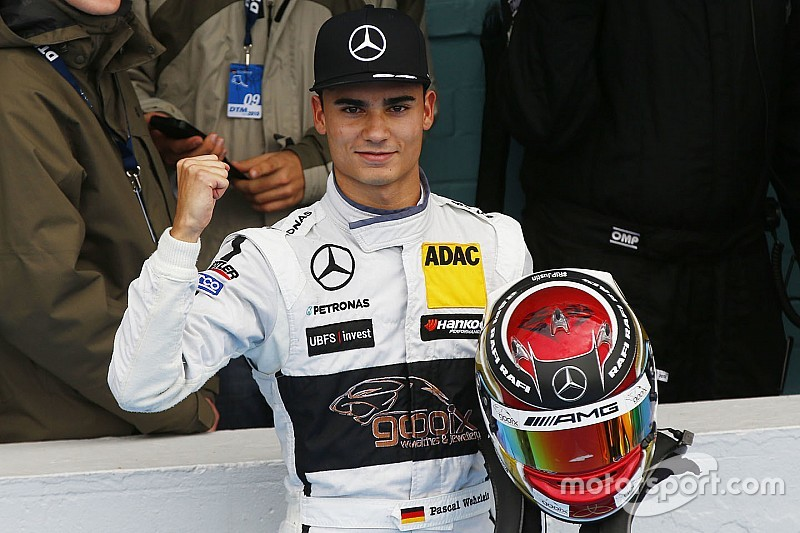 Sin lugar en la F1, Wehrlein regresa al DTM