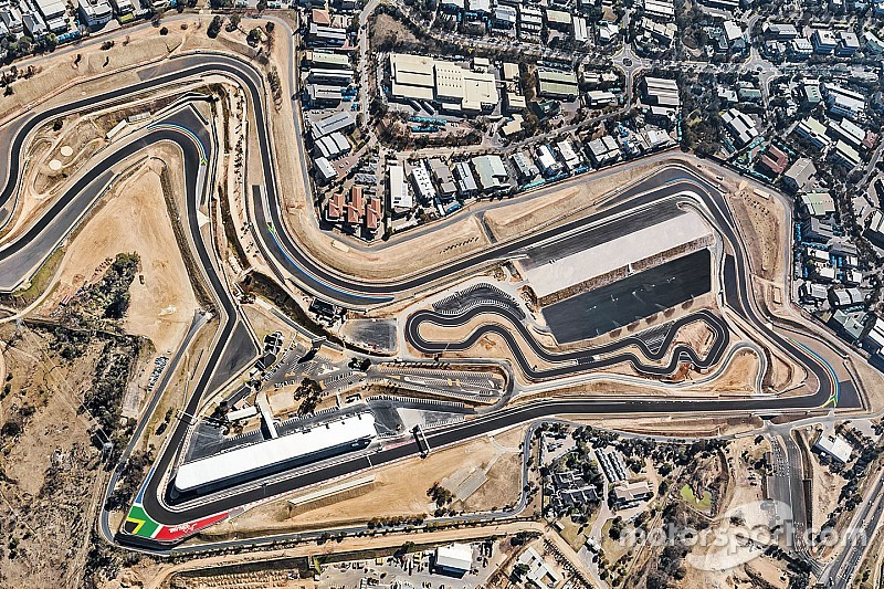 Formel-1-Revival in Kyalami?