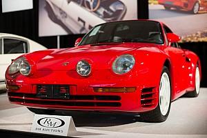 Automotive Breaking news Porsche can now 3D-print parts for the 959 supercar