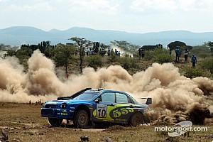 WRC Noticias Kenia quiere volver al calendario del WRC