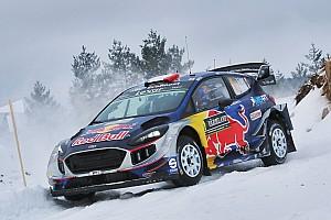 WRC Preview Les horaires de toutes les spéciales du Rallye de Suède