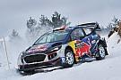WRC Les horaires de toutes les spéciales du Rallye de Suède