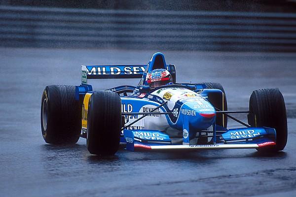 Zeitreise: Die Weltmeister-Autos von Michael Schumacher