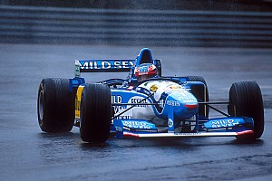 Formel 1 Historie Zeitreise: Die Weltmeister-Autos von Michael Schumacher