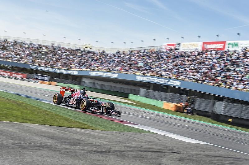Verstappen denkt dat Assen wel geschikt kan zijn voor Formule 1