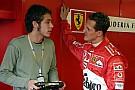 Rossi tak ingin comeback seperti Schumacher