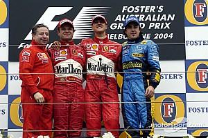 Формула 1 Топ список Галерея: всі переможці Гран Прі Австралії в Мельбурні