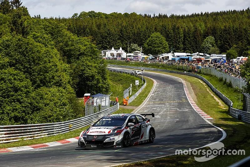 El WTCR usará un neumático especial para Nurburgring