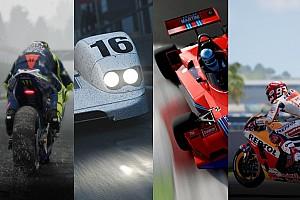 eSports Новости Дайджест симрейсинга: анонс новой игры по MotoGP