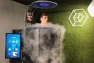 Ферстаппен побывал в криогенной камере с температурой -140 градусов