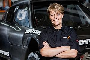WRC News Jutta Kleinschmidt wird Markenbotschafterin der Rallye Deutschland