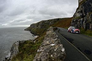 WRC Actualités Itinéraire en suspens et avenir incertain pour le Wales Rally GB