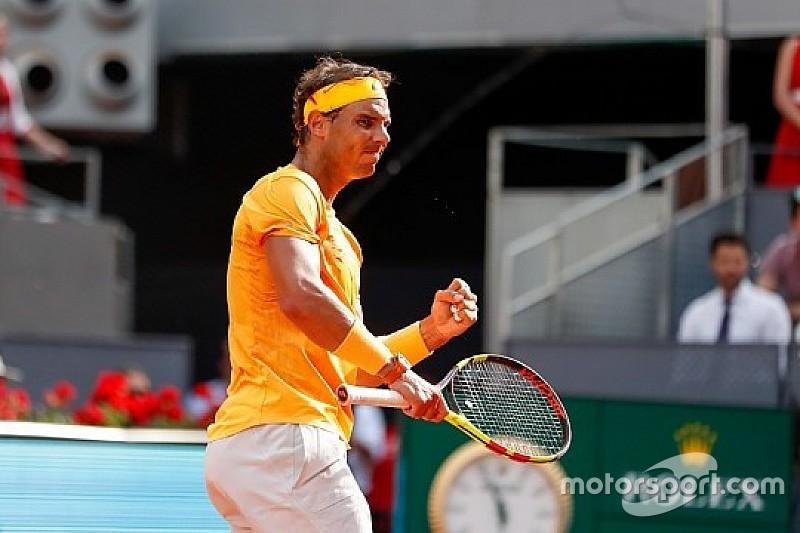 نجم التنس رافاييل نادال سيفتتح سباق لومان 24 ساعة 2018