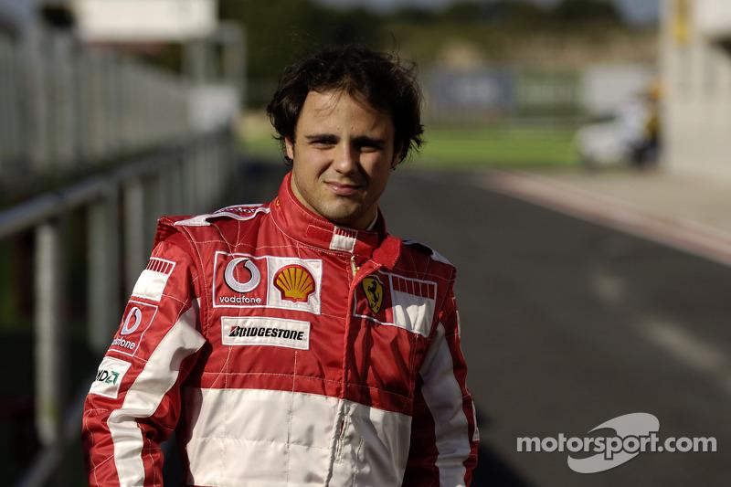 Massa pleased with Vallelunga test