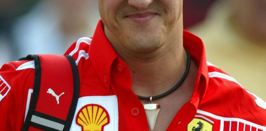 Schumacher supports regulation changes