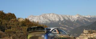 WRC Gronholm in Monte Carlo lead as Loeb slips up