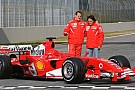 Ferrari drivers positive about new car