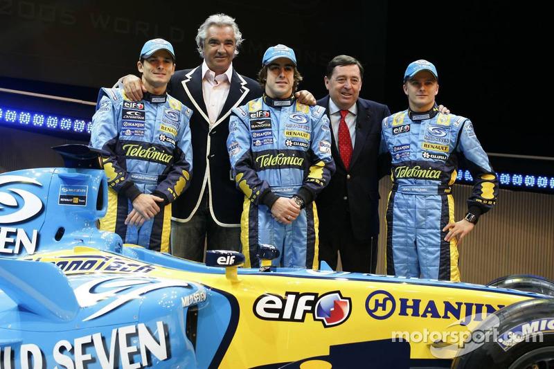 Renault targets aggressive defence of titles