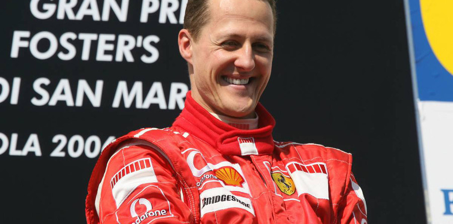Schumacher aims to keep up Imola momentum
