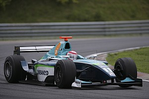 FIA F2 Qualifying report Piquet Jr. on Istanbul pole in hot title chase