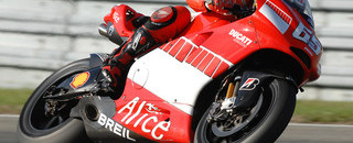 MotoGP Capirossi to continue with Ducati for 2007