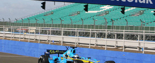 Formula 1 Renault one-two again on last day at Silverstone