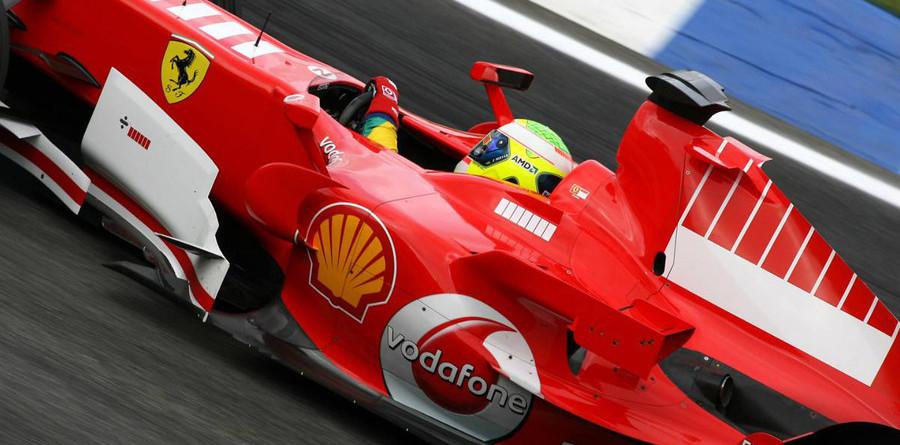 Ferrari dominant in Brazilian GP last practice