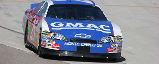 NASCAR Cup Vickers hits home run in Texas