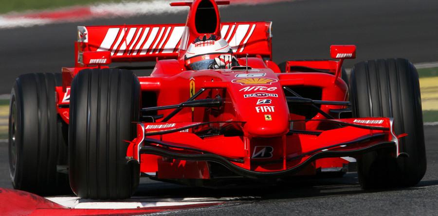 Ferrari drivers confident of step forward