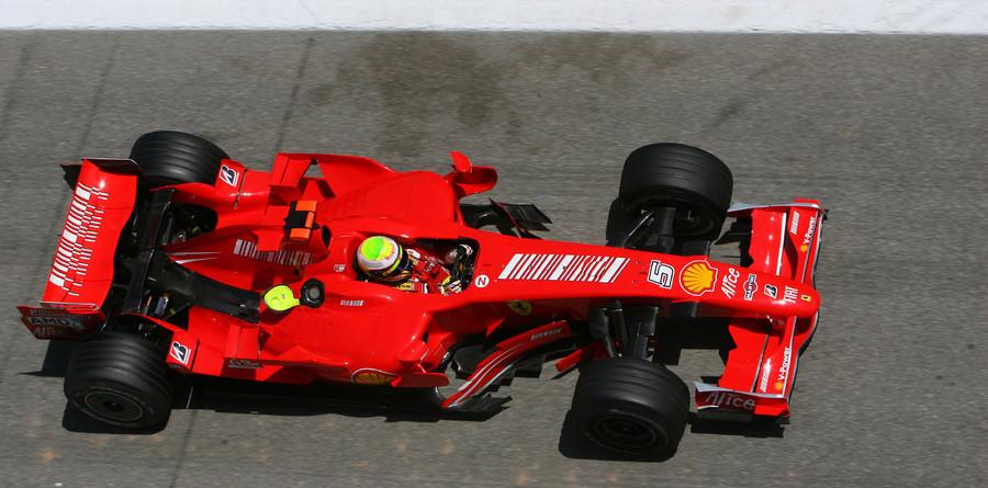 Massa wins battle for Spanish GP pole
