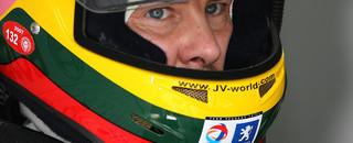 Le Mans Villeneuve prepares for first Le Mans