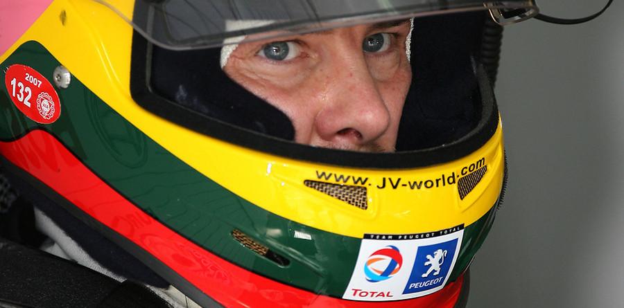 Villeneuve prepares for first Le Mans