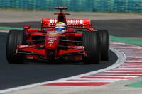 Massa leads in Hungarian GP last practice