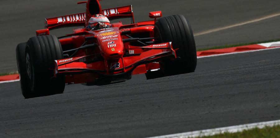 Raikkonen rules on Chinese GP Friday