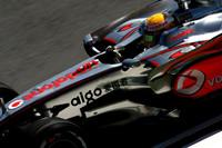 Hamilton tops Malaysia practice